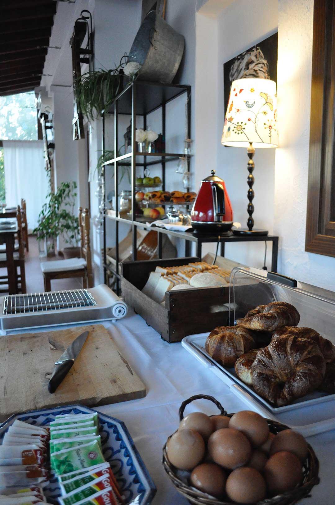 Desayuno Restaurante